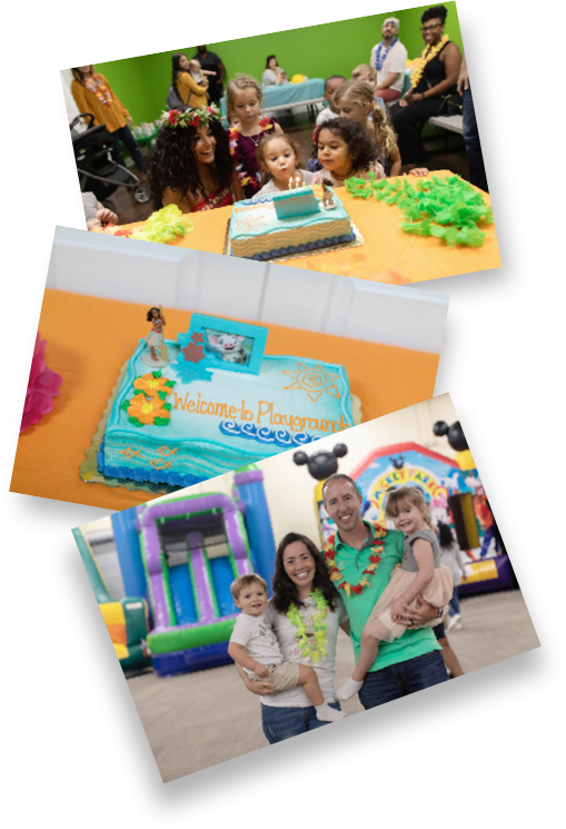 Book Your Next Birthday Party