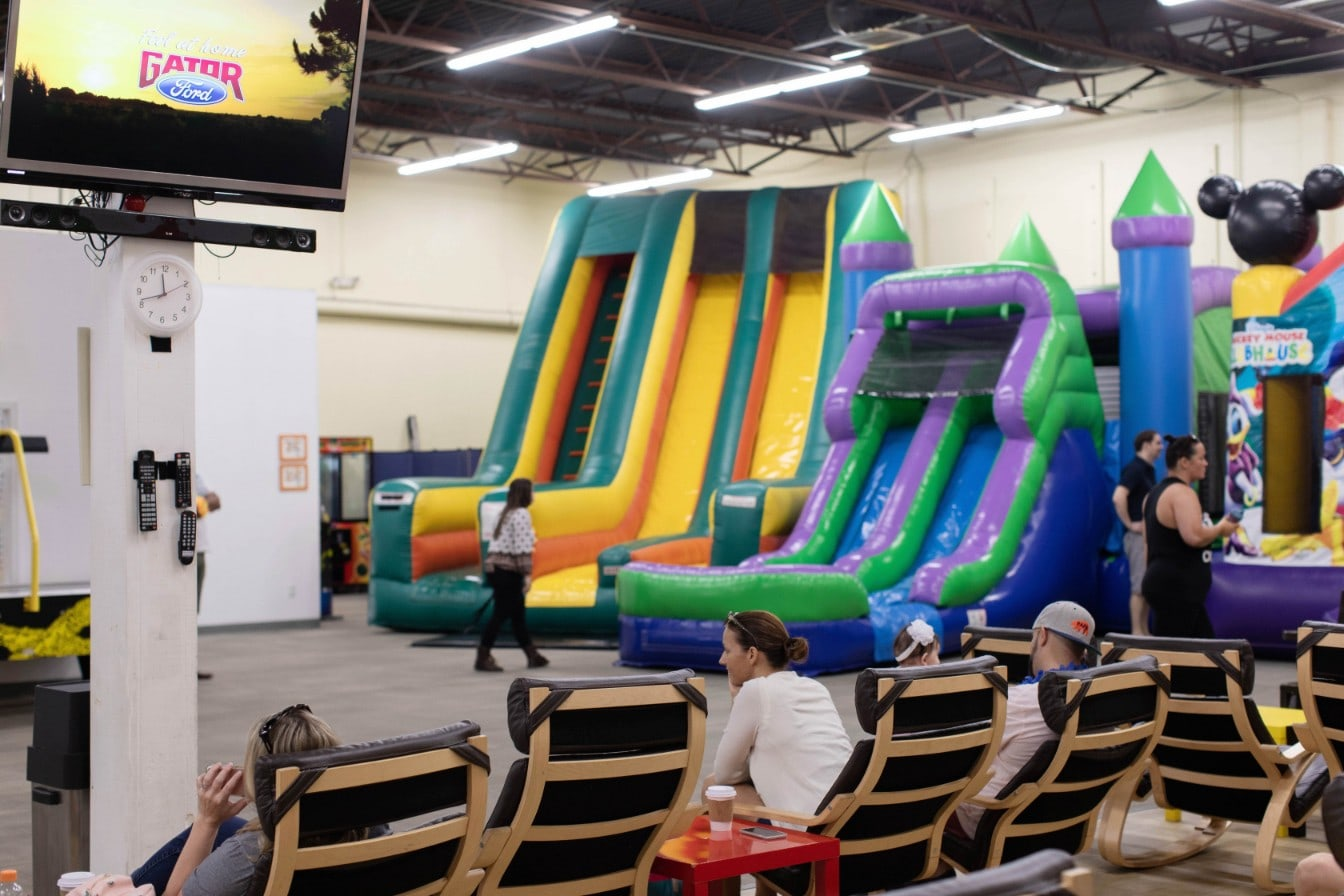 Youll Love This Four-Story Indoor Playground In Northern